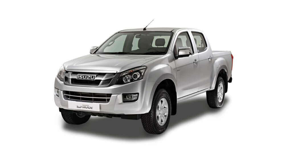 Isuzu D-Max Air